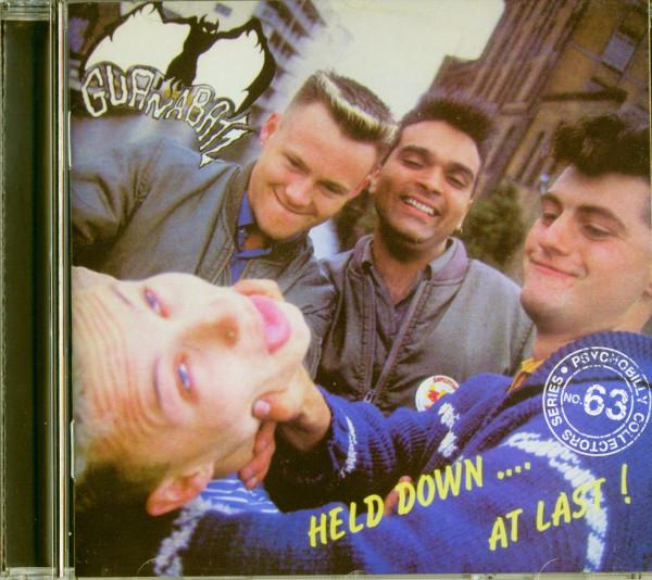 Held Down To Vinyl At Last (Plus)