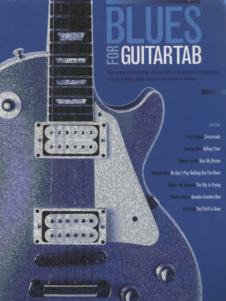 Blues For Guitar Tab