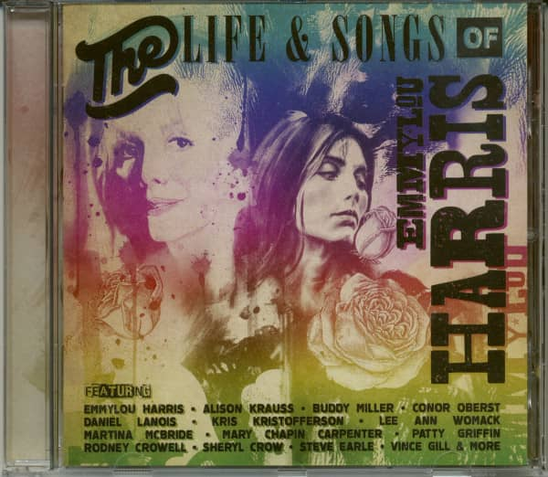 The Life & Songs Of Emmylou Harris: An All-star Concert Celebration (CD)