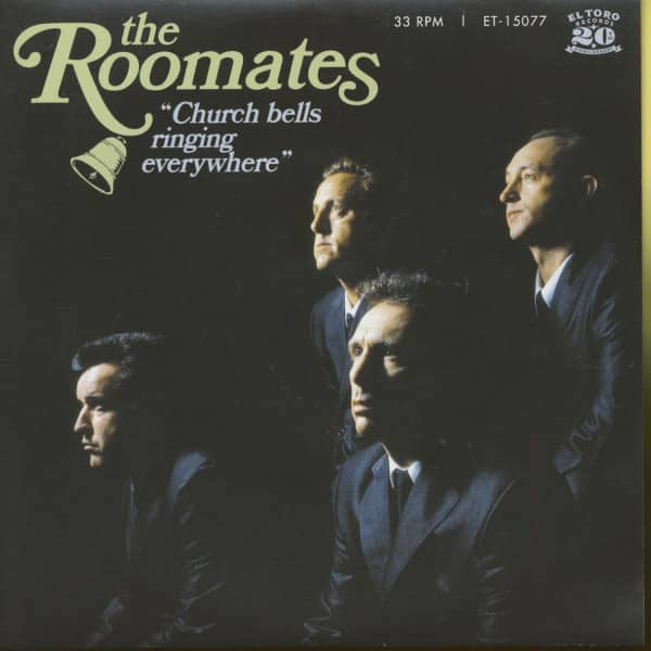Church Bells Ringing Everywhere (33rpm, 7inch, EP, PS, sc)