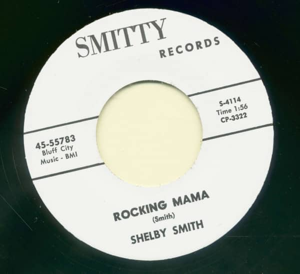 Rocking Mama - What's On Your Mind (7inch, 45rpm)