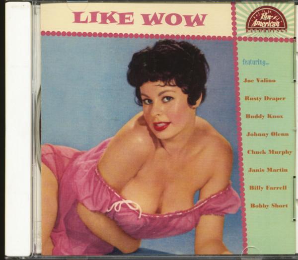 Like Wow (CD)
