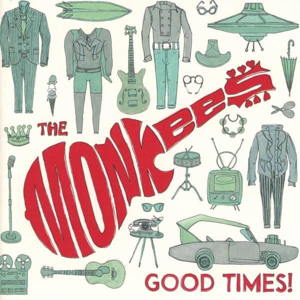 Good Times! (CD)