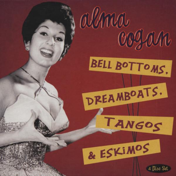 Bell Bottoms Dreamboats Tangos & Eskimos 4-CD