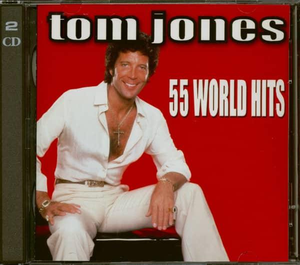 55 World Hits (2-CD)