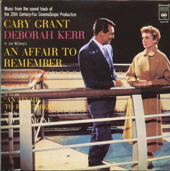 An Affair To Remember - Soundtrack (LP)