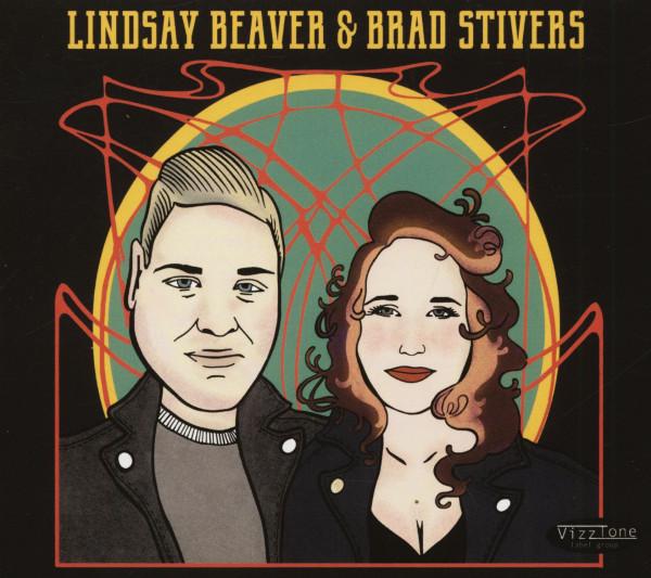 Lindsay Beaver & Brad Stivers (CD)