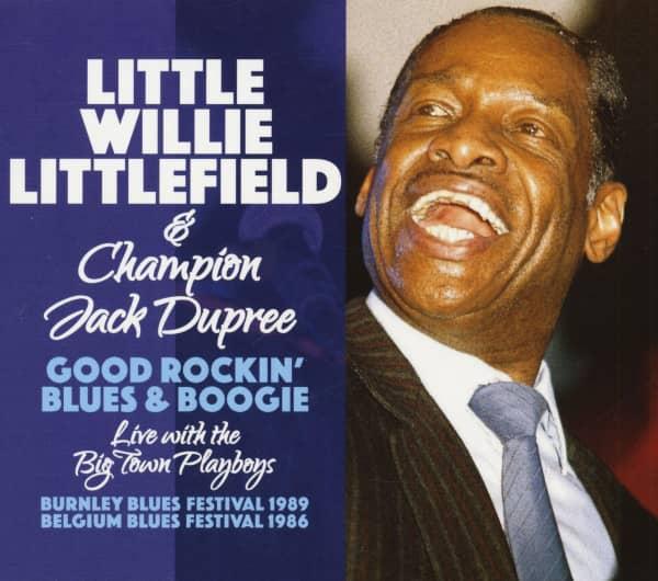 Good Rockin' Blues & Boogie (2-CD)