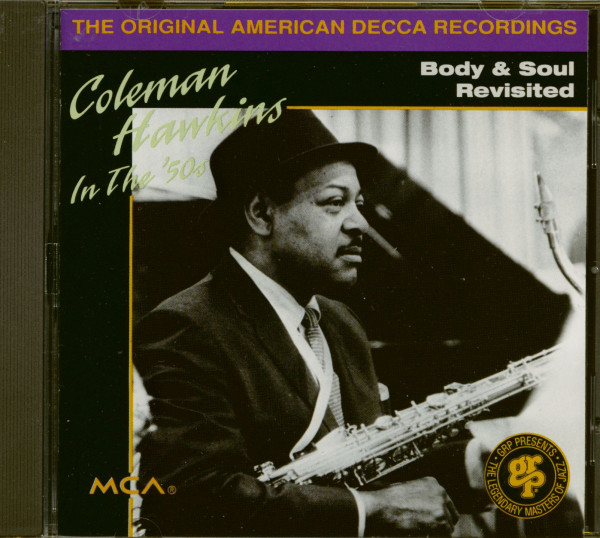 Body and Soul Revisited (CD)