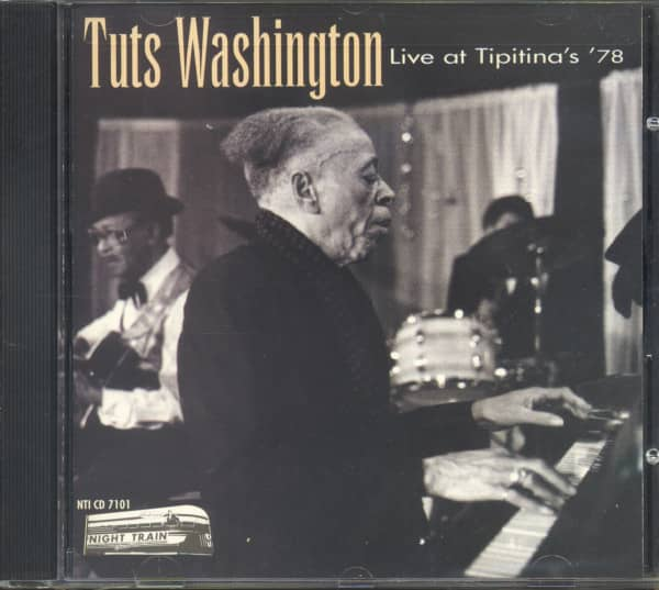 Live At Tipitina's '78 (CD)