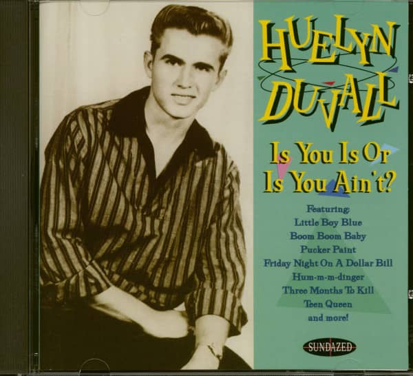 Is You Is Or Is You Ain't ? (CD)