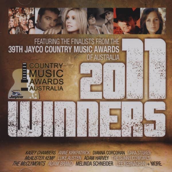 Winners 2011 - Country Music Awards