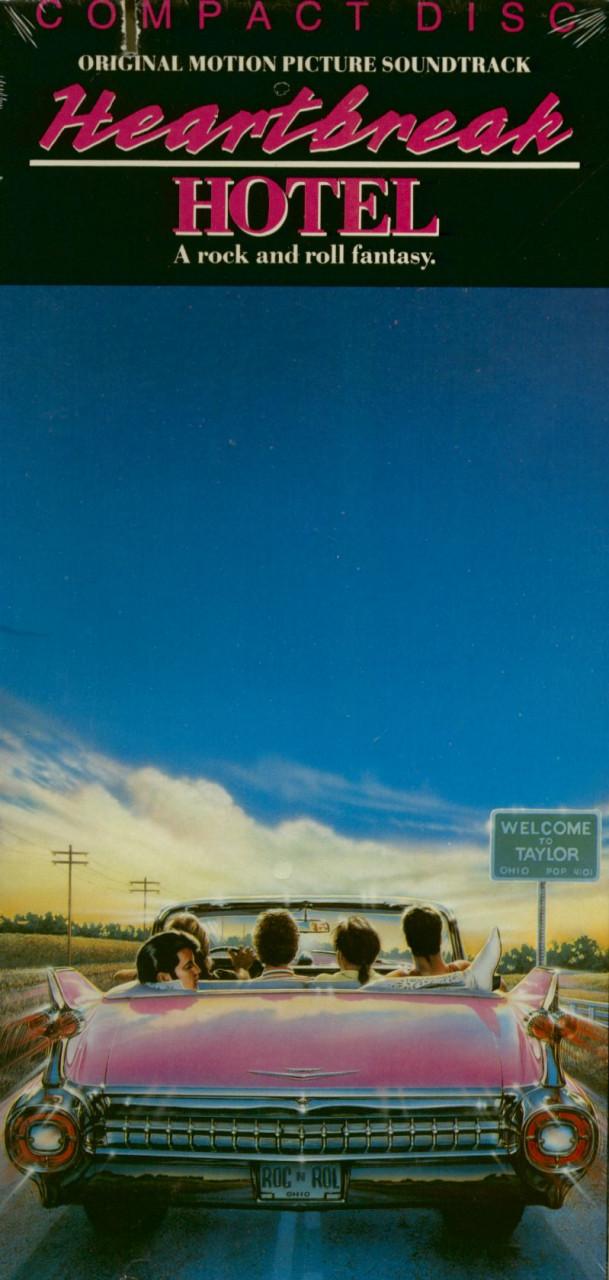 Elvis Presley - Heartbreak Hotel - Original Motion Picture Soundtrack (CD, Various Artists)