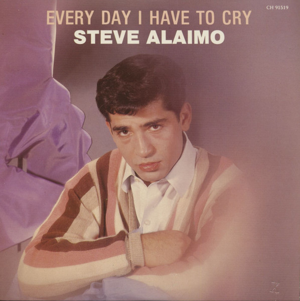 Everyday I Have To Cry (LP)