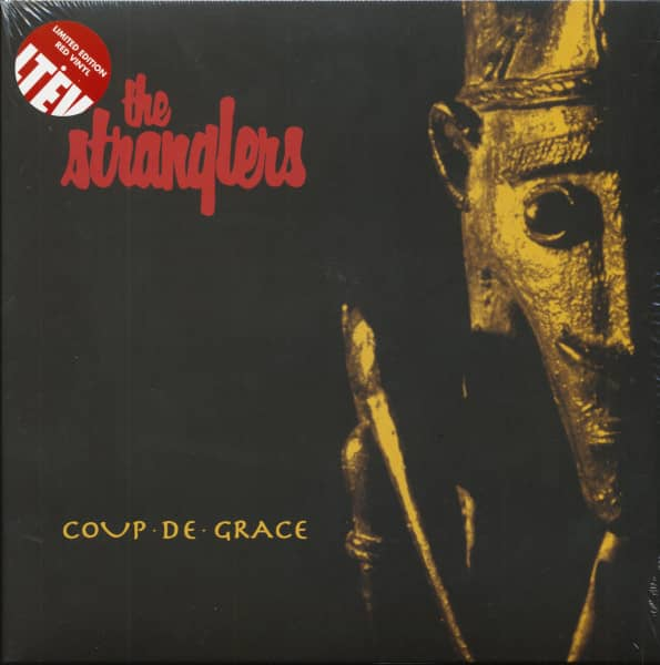 Coup De Grace (LP, Red Vinyl, Ltd.)