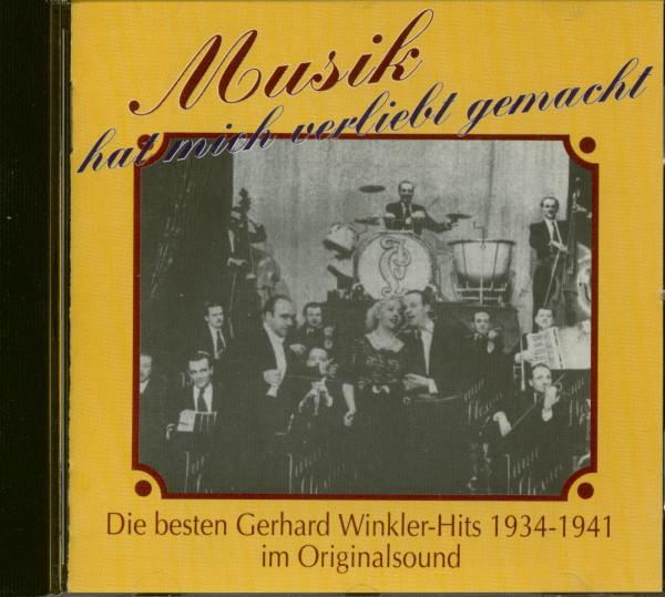 Musik hat mich verliebt gemacht (CD)