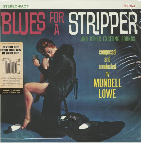 Blues For A Stripper (LP)