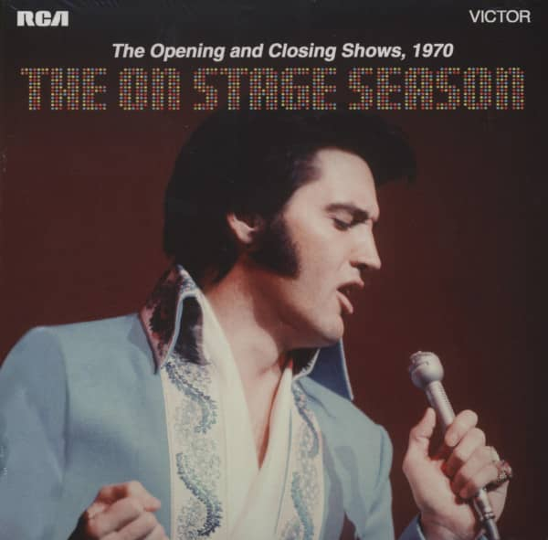 The On Stage Season (2-CD)