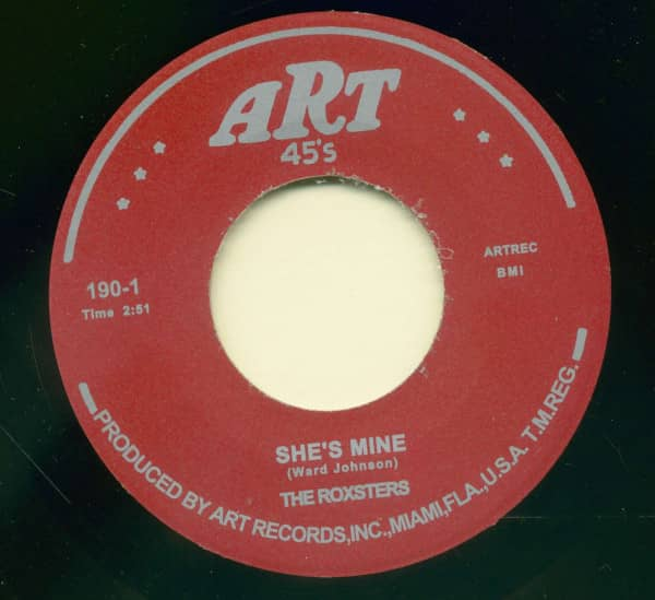 I Was Doing It, Too - She's Mine (7inch, 45rpm)