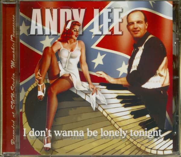 I Don't Wanna Be Lonely Tonight (CD)