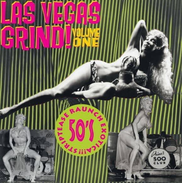Vol.1 (LP) Las Vegas Grind