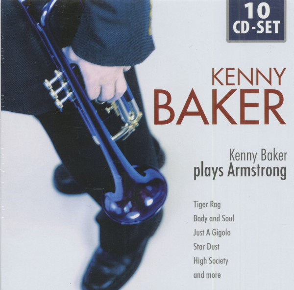Kenny Baker Plays Armstrong (10-CD)