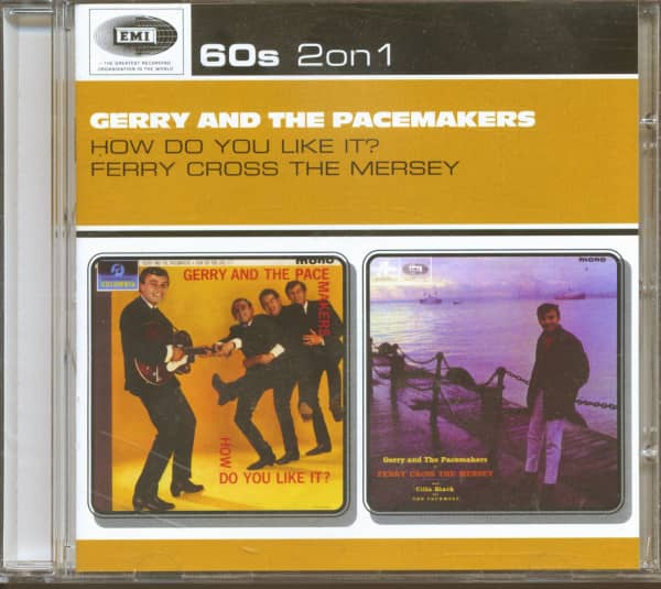 How Do You Like It? - Ferry Cross The Mersey (CD)