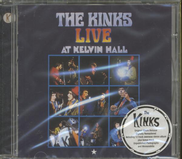 Live At Kelvin Hall...plus (CD)