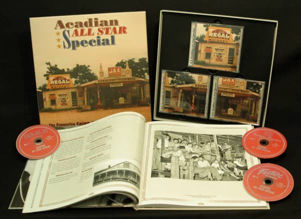 Acadian All Star Special (3-CD)