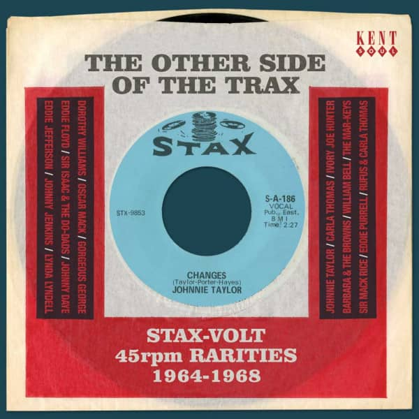 The Other Side Of Stax - Stax-Volt 45rpm Rarities 1964-1968 (CD)
