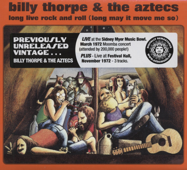 Long Live Rock & Roll - Live In Sidney 1972