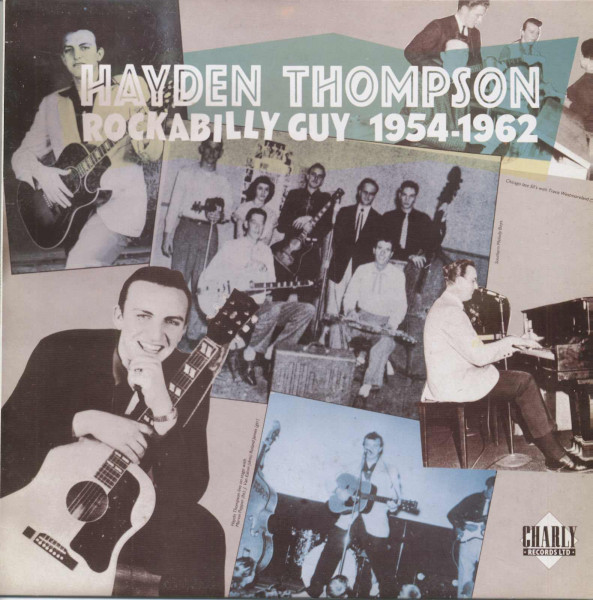 Rockabilly Guy 1954-1962 (LP)
