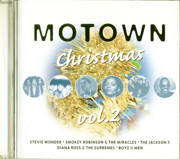 Motown Christmas Vol.2