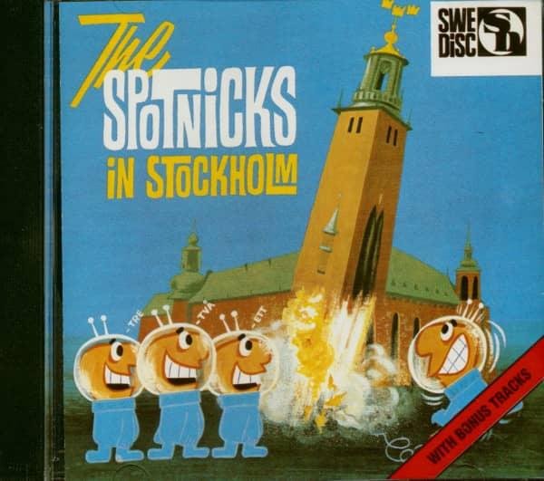 In Stockholm (CD)
