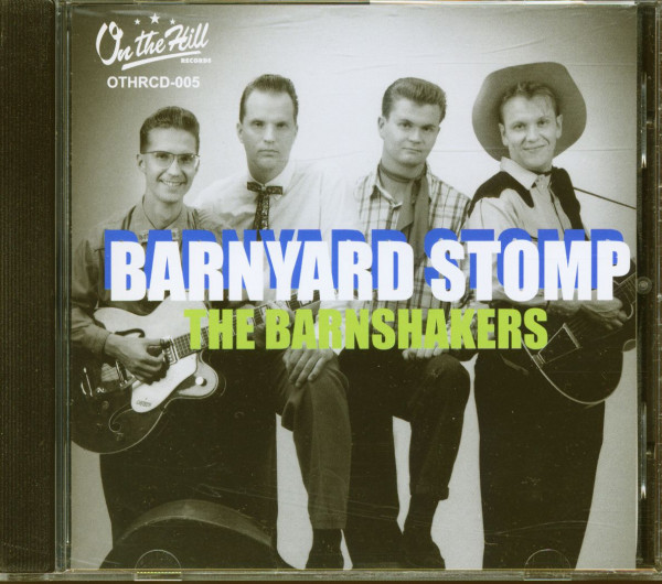 Barnyard Stomp (CD)
