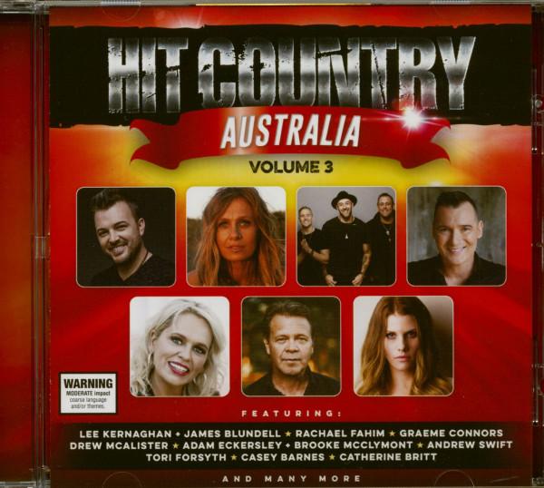 Hit Country Australia Vol.3 (CD)