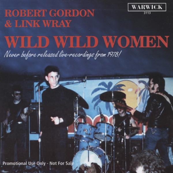 Wild Wild Women - Live in 78