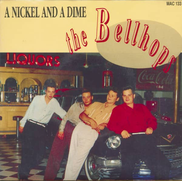 A Nickel And A Dime - Let's Rock (7inch, 45rpm, PS)