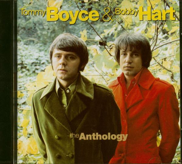Tommy Boyce & Bobby Hart - Anthology (CD)