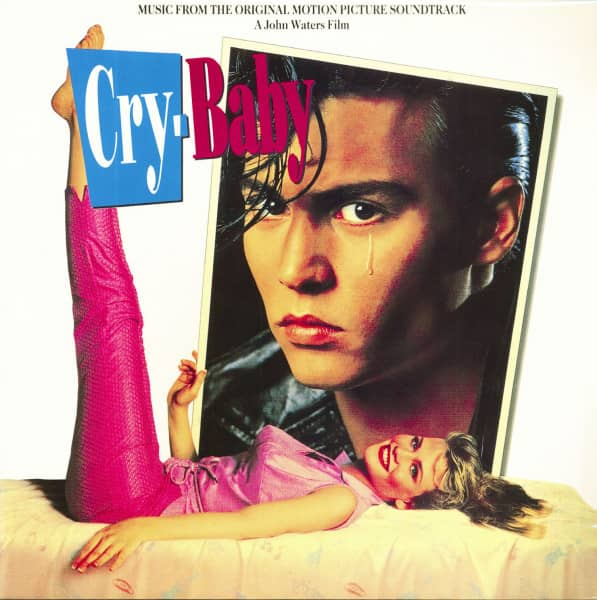 Cry Baby - Original Soundtrack Various Artists (LP)