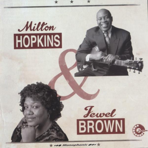 Milton Hopkins & Jewel Brown