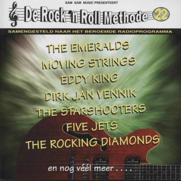 Vol.22, De Rock & Roll Methode