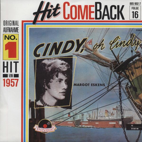 Cindy, Oh Cindy - In dem kleinen Cafe 7inch, 45rpm, PS