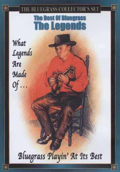 Bluegrass Legends - Best