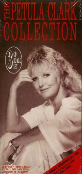 The Petula Clark Collection (3-CD Longbox)