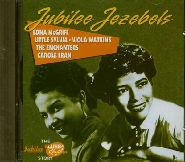 Jubilee Jezebels - The Jubilee Blues & Rhythm Story (CD)
