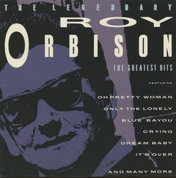 The Legendary Roy Orbison - His Greatest Hits (LP)