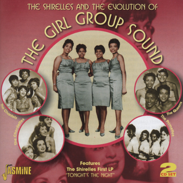 The Girl Group Sound (2-CD)