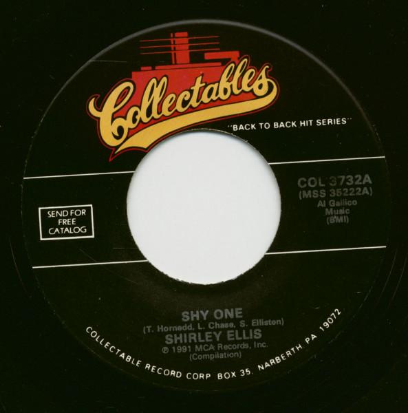 Shy One - The Crazy Otto (7inch, 45rpm)