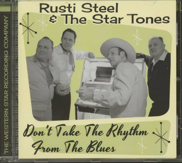 Don't Take The Rhythm From The Blues (CD)
